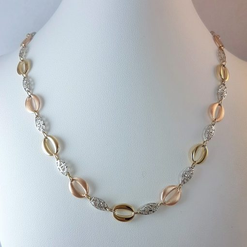 3Tone Necklace