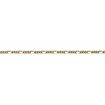 Gold Figaro Chain