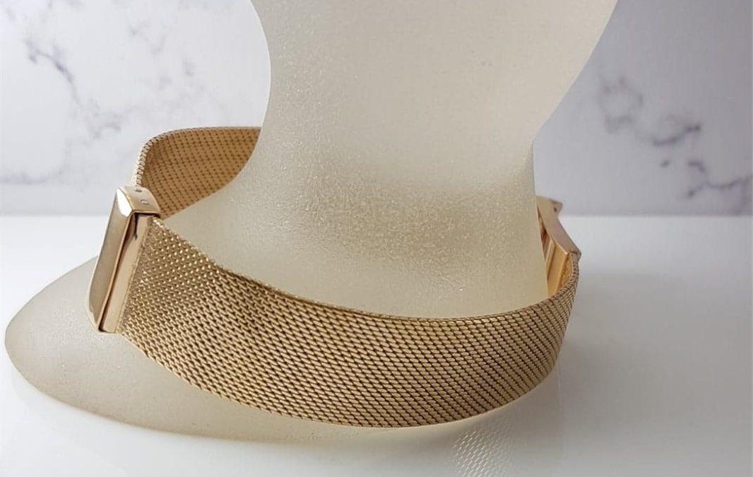 G34360 Mesh Bracelet