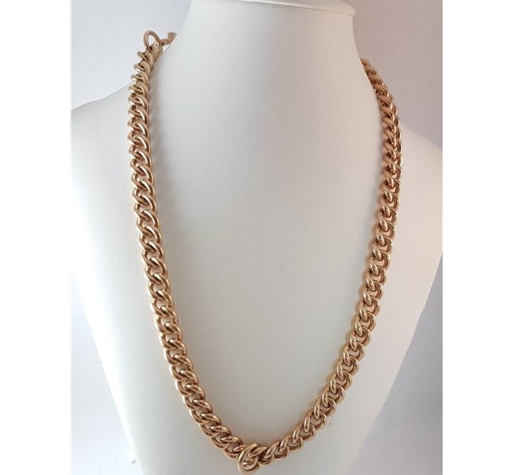 G34430 Rose Gold Chain