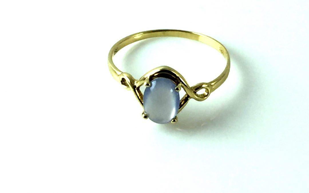 G34387 Moonstone Ring