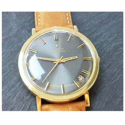 Gold Automatic Watch