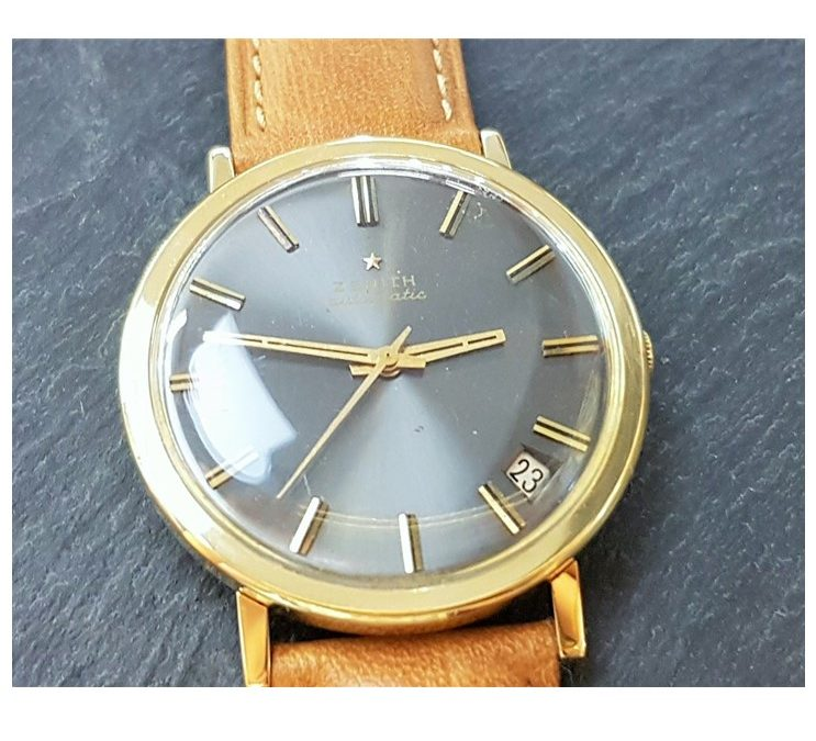 W12996 Gold Automatic Watch