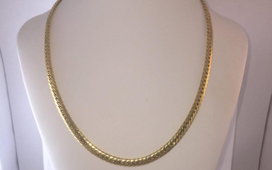 G34435 Double Curb Chain