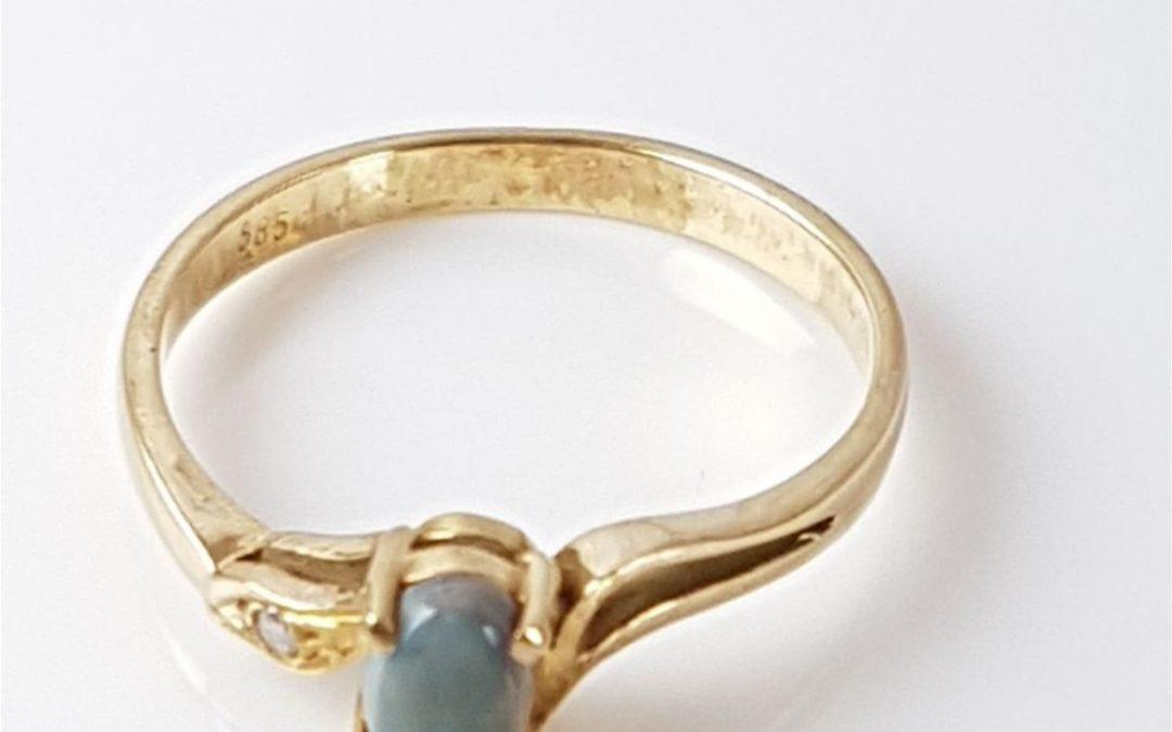 A15236 Opal Ring