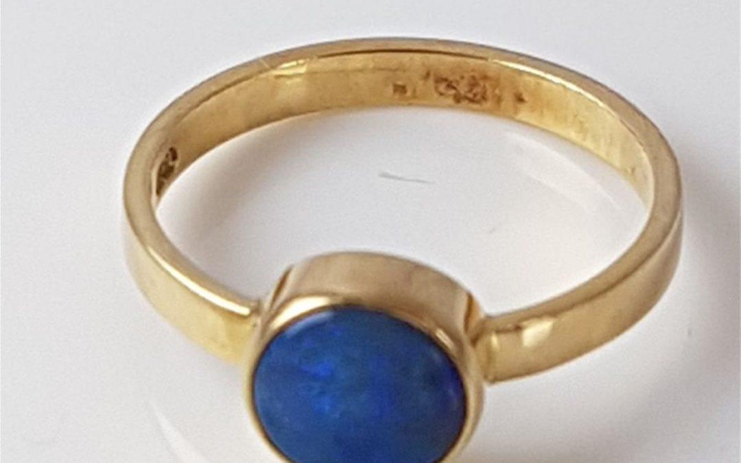 A15242 Opal Ring