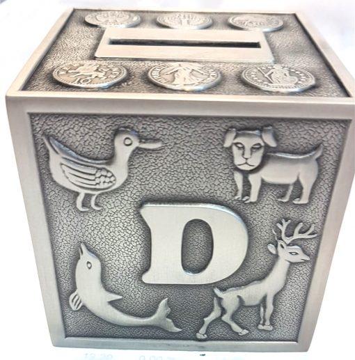 Cube Money Box