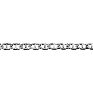 Silver Anchor Chain
