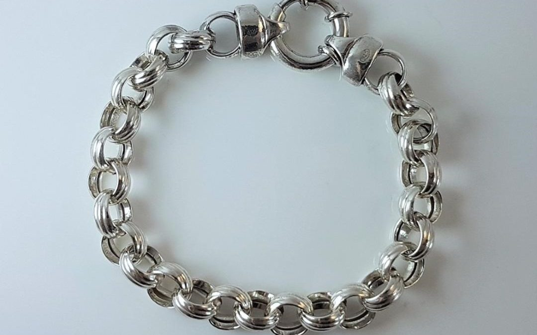 G34597 Belcher Bracelet