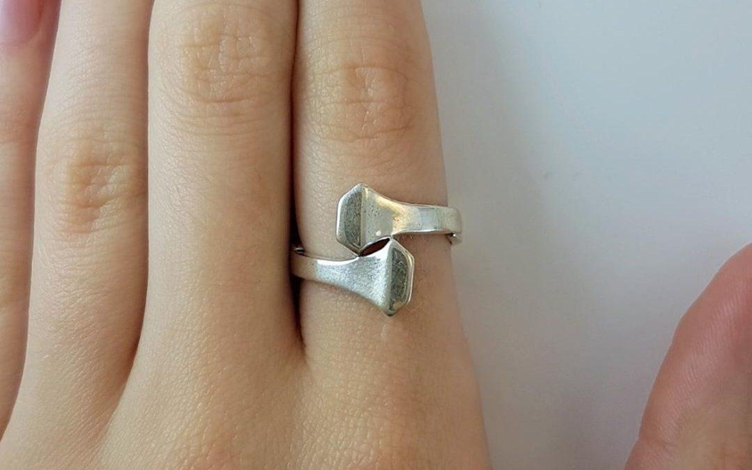 R11579 Nail Ring