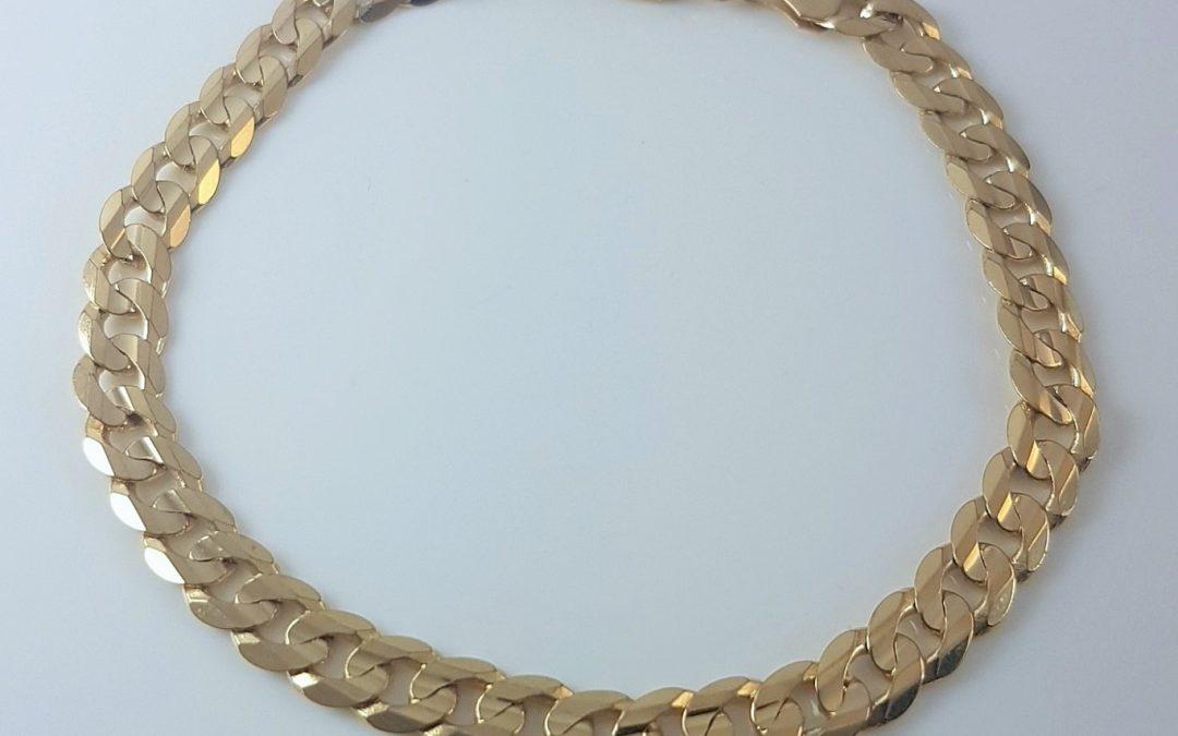 G34642 Curb Link Bracelet