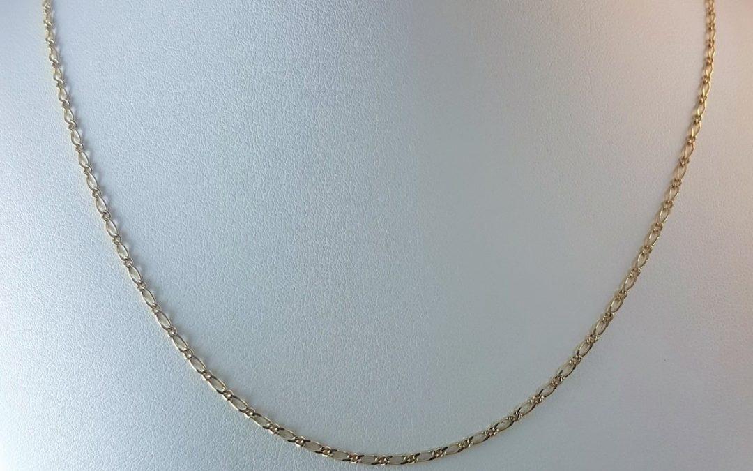 G34644 Figaro Chain