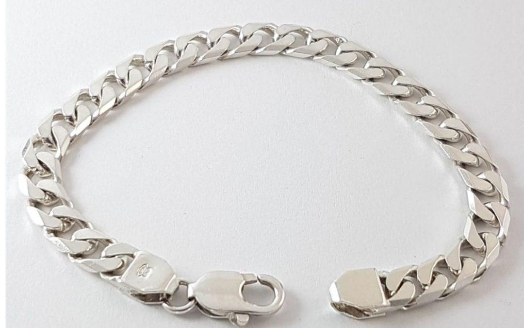 G34740 Curb Bracelet