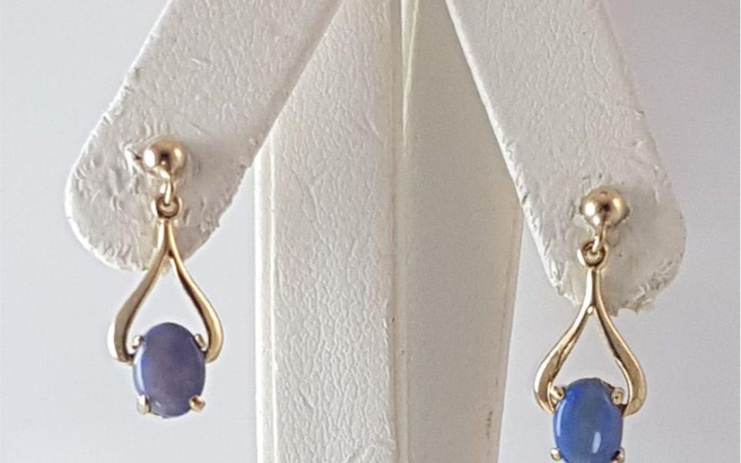 A15153 Opal Drop Earrings