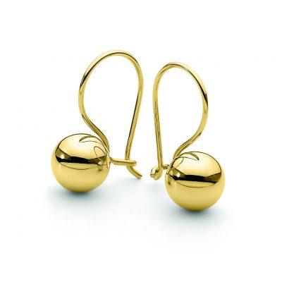 Euro Ball Earrings