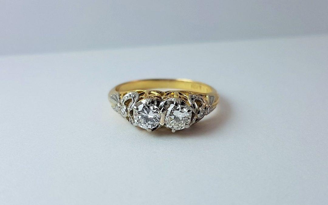 R11596 Diamond Ring