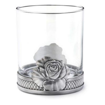 Rose Whisky Glass
