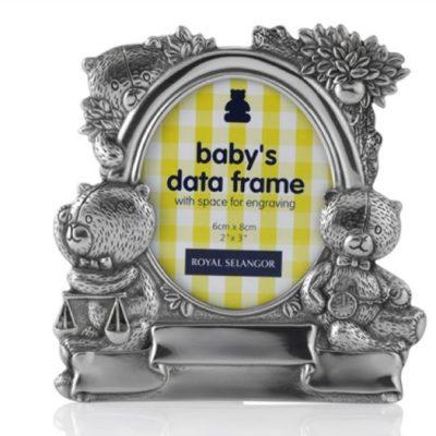 Baby's Data Photoframe